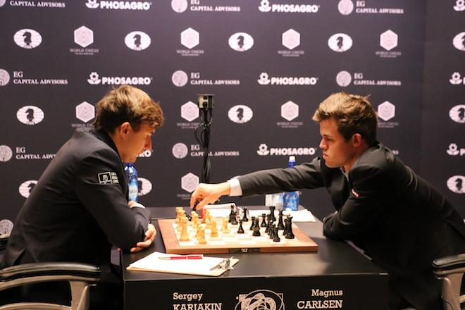 Carlsen Rejects The Berlin In Game 2
