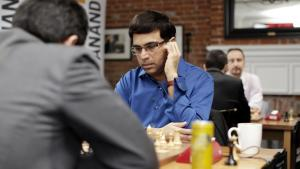 Anand Leads Champions Showdown, Nakamura Misses Incredible Resource's Thumbnail