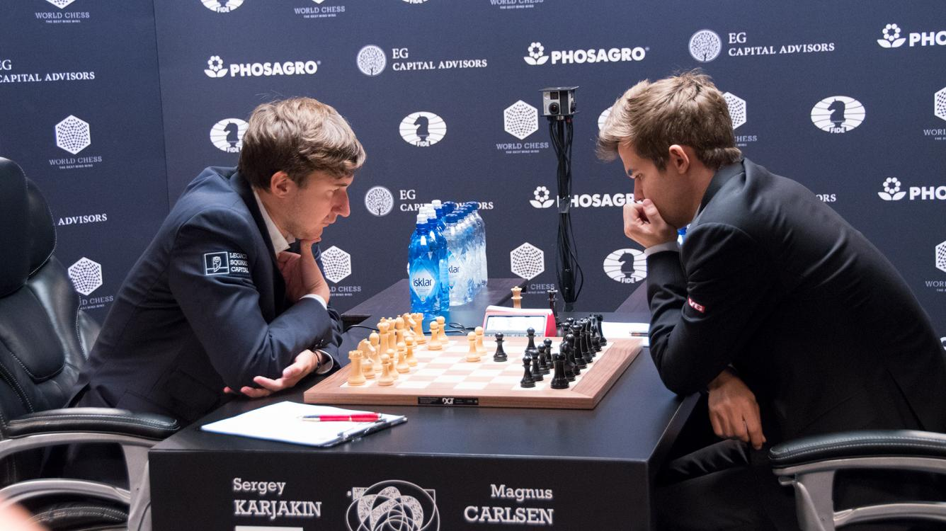 Karjakin Switches To 1.d4, Still Can't Make Headway