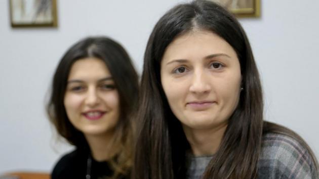 Batsiashvili Leads Khanty-Mansiysk Women's GP At Half-Time