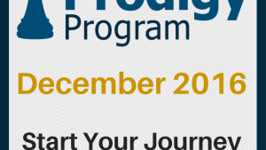 December 2016 Prodigy Program Registration Open!'s Thumbnail