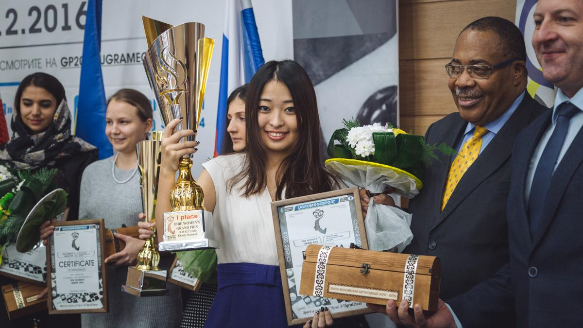Ju Wenjun Wins GP, Becomes 2017 Challenger For World Crown