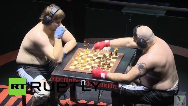 The Best Chess Headline And Other News