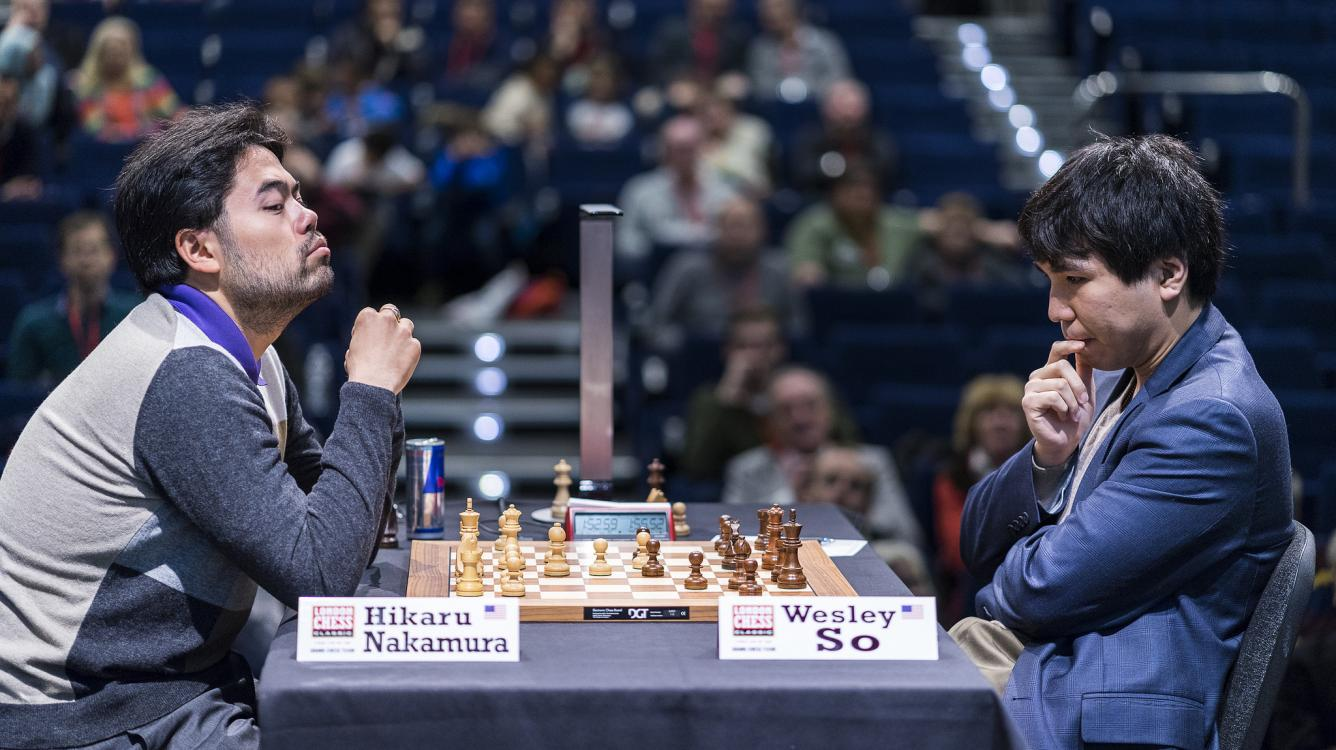 Aronian, So, Kramnik Win; Take Early London Lead