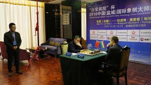 Rapport vs Wei Yi: Spectacular Match In China's Thumbnail