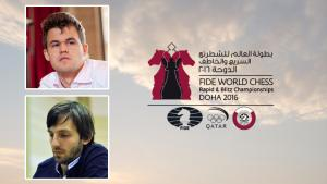 Carlsen, Grischuk To Defend World Rapid And Blitz Championships's Thumbnail