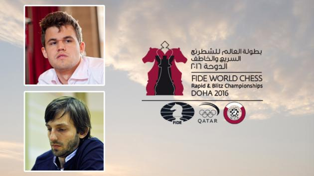 Carlsen, Grischuk To Defend World Rapid And Blitz Championships