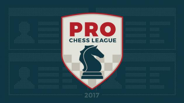PRO Chess League Takes Off Wednesday