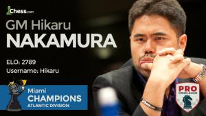 MVL, Nakamura Falter In Thrilling PRO Chess Rivalry Week's Thumbnail