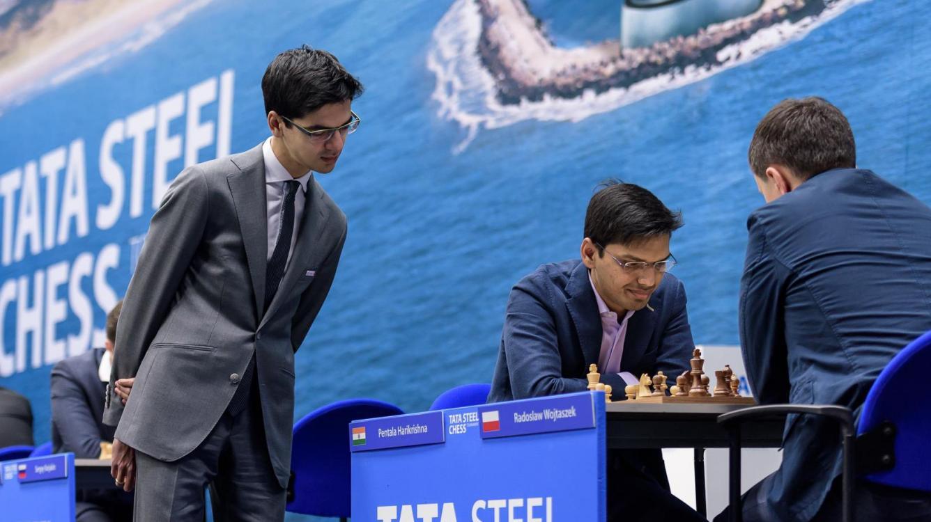Giri Wins In Tata Steel