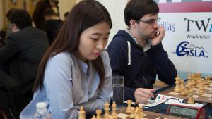 Sutovsky and Ju Wenjun 4-0 In Gibraltar, History In Making?'s Thumbnail