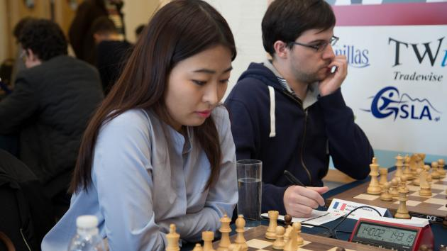 Sutovsky and Ju Wenjun 4-0 In Gibraltar, History In Making?