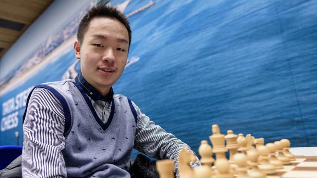 Wei Yi Moves To Clear 2nd At Tata Steel