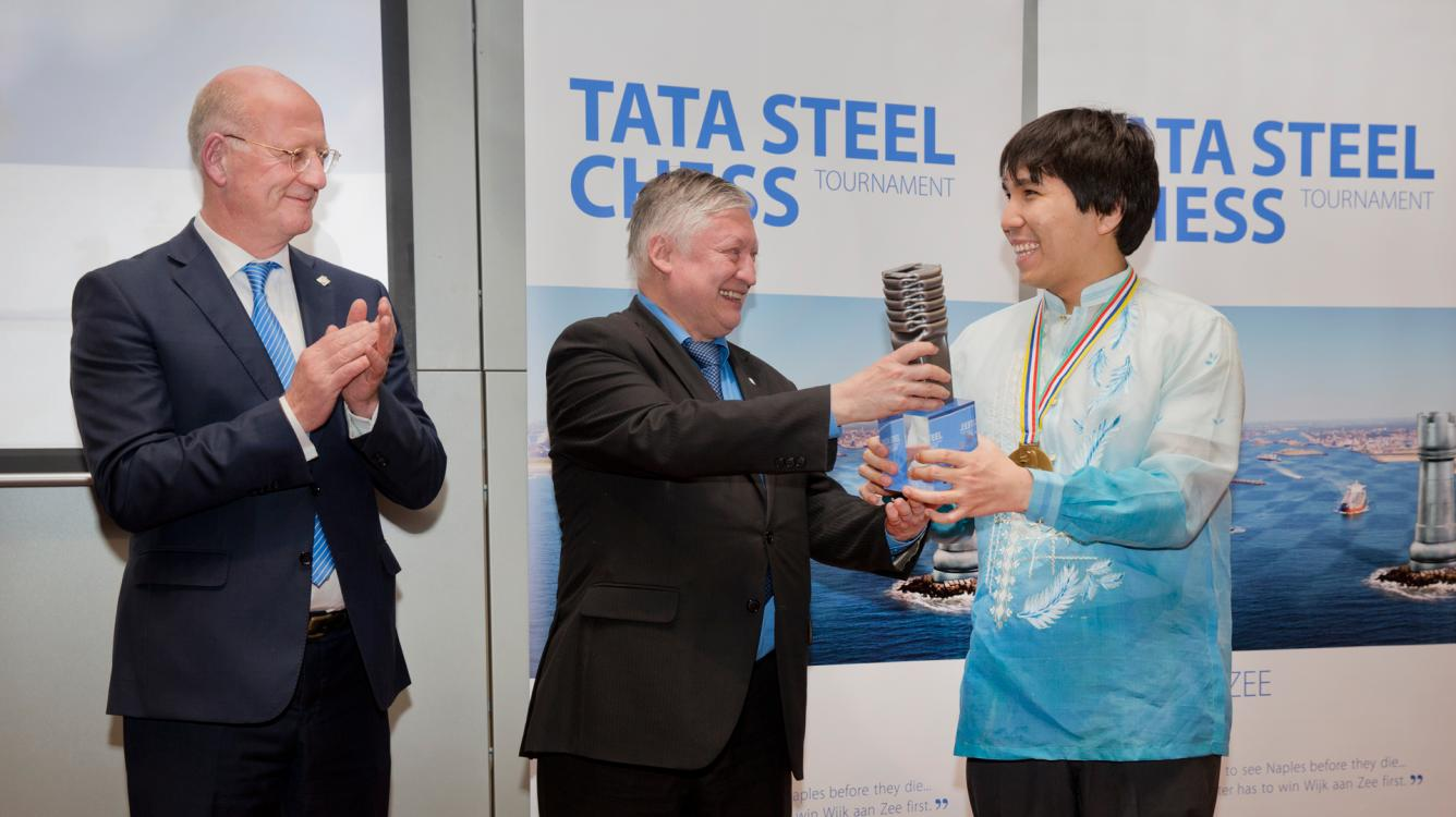 Wesley So Wins 79th Tata Steel Chess Tournament