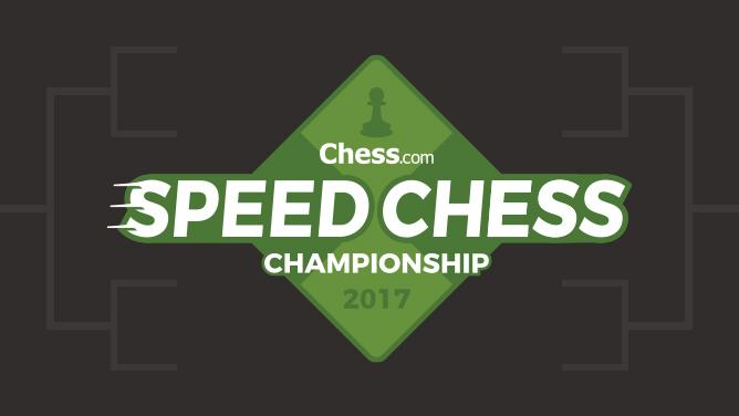 New Speed Chess Championship To Feature 16 Top Players