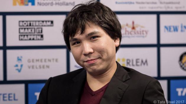 Wesley So gana la 79ª edición del Tata Steel Chess