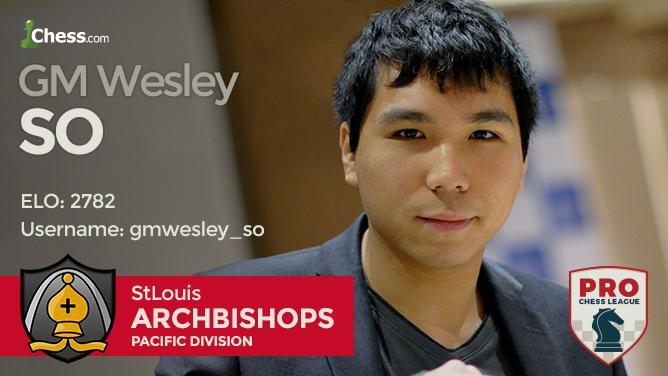 Wesley So Wins 4 In PRO Chess Week 4