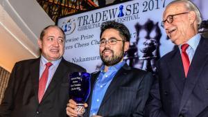 Miniatura de Gibraltar: Nakamura campeón; Antón deslumbra