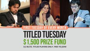 Titled Tuesday Changes: Bigger Prizes, Championship Qualifiers, New Time's Thumbnail