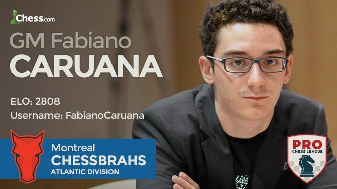 Caruana Holds Carlsen, As ChessBrahs Win In PRO Chess Week 5