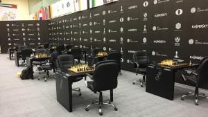 Miniatura de Comienza el 1r Gran Premio de la FIDE en Sharjah
