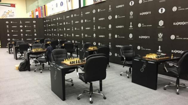 Comienza el 1r Gran Premio de la FIDE en Sharjah
