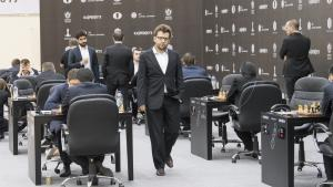 Vachier-Lagrave On 2/2 At Sharjah Grand Prix