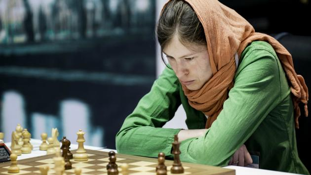 Ni Shiqun Knocks Out Gunina, Pogonina In Tehran