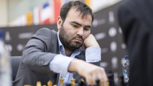Mamedyarov Crushes Adams, Catches MVL