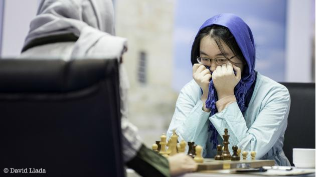 Ju Wenjun Knocked Out Of Women's World Championship