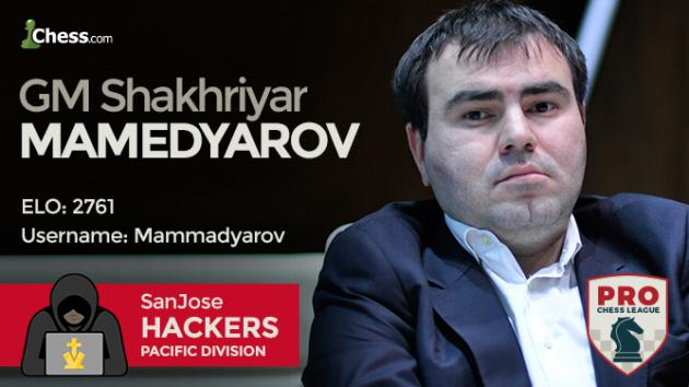 Mamedyarov Beats So; Carlsen's Gnomes Eke Into PRO Playoffs
