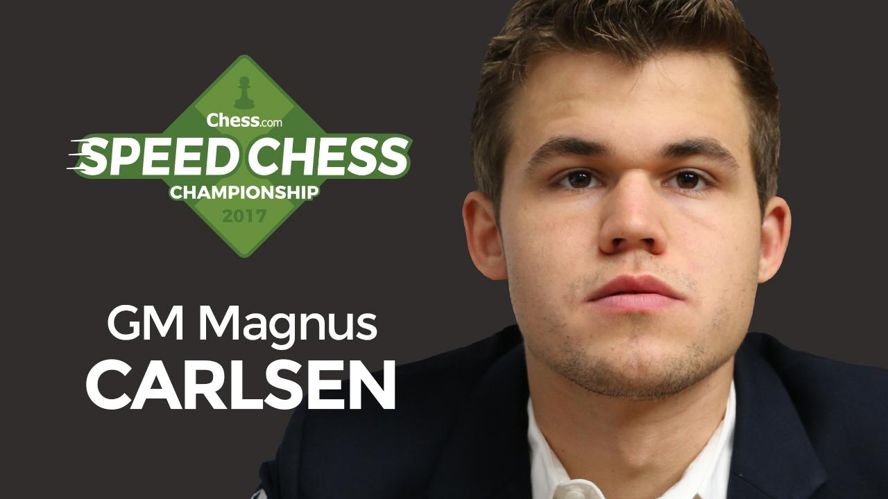 Carlsen, So, Caruana To Play Chess.com Speed Chess Champs