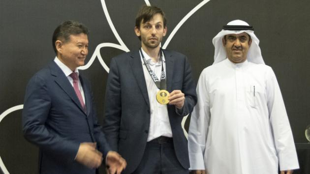 Alexander Grischuk gana el Gran Premio de Sharjah