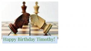 Happy Birthday to Timothy!'s Thumbnail
