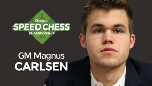 Miniatura de Carlsen, So y Caruana participarán en el Speed Chess