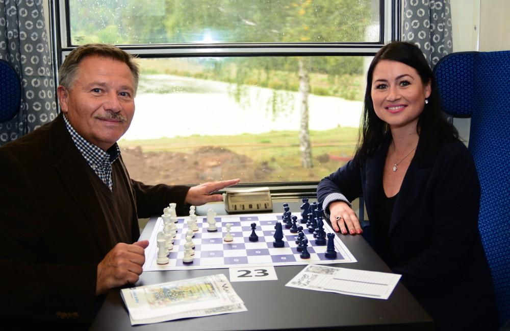 Chess Restaurants, Trains, And The End Of Chess Mysteries