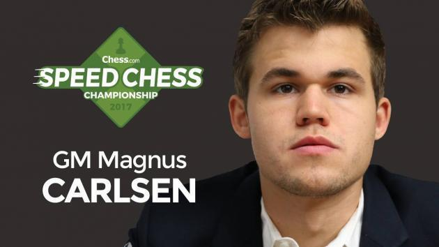 Carlsen, So, Caruana Irão Jogar no Speed Chess Champs