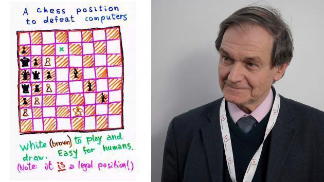 Est-ce que ce problème d'échecs peut aider à comprendre la conscience humaine?
