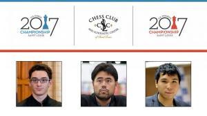 Caruana, Nakamura y So competirán en Estados Unidos