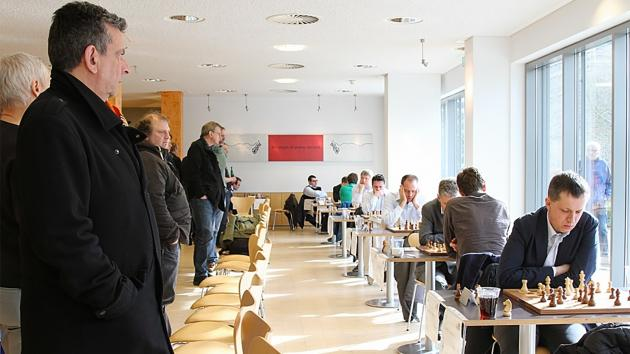Grande Mestres de Elite Brilham na Bundesliga Alemã