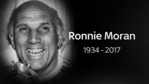 Liverpool Fans: RIP RONNIE MORAN 1934-2017's Thumbnail