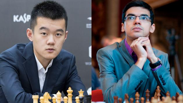 Ding, Giri Lead In Shenzen, Where Bishops Rule