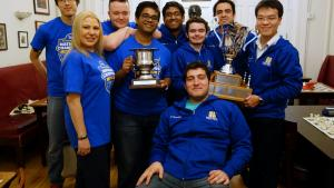 Webster University Wins 5th Straight President's Cup