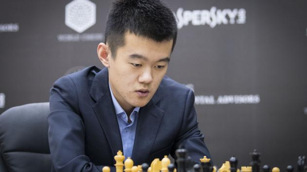 Shenzhen: Ding Leads, Svidler Bounces Back