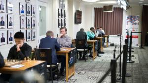 U.S. Chess Championship Starts With Wins From So And Nakamura's Thumbnail