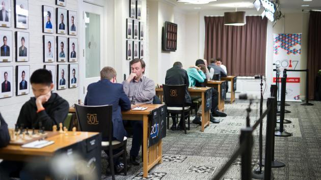 Os Campeonatos de Xadrez dos EUA Começam Com Vitórias de So e Nakamura