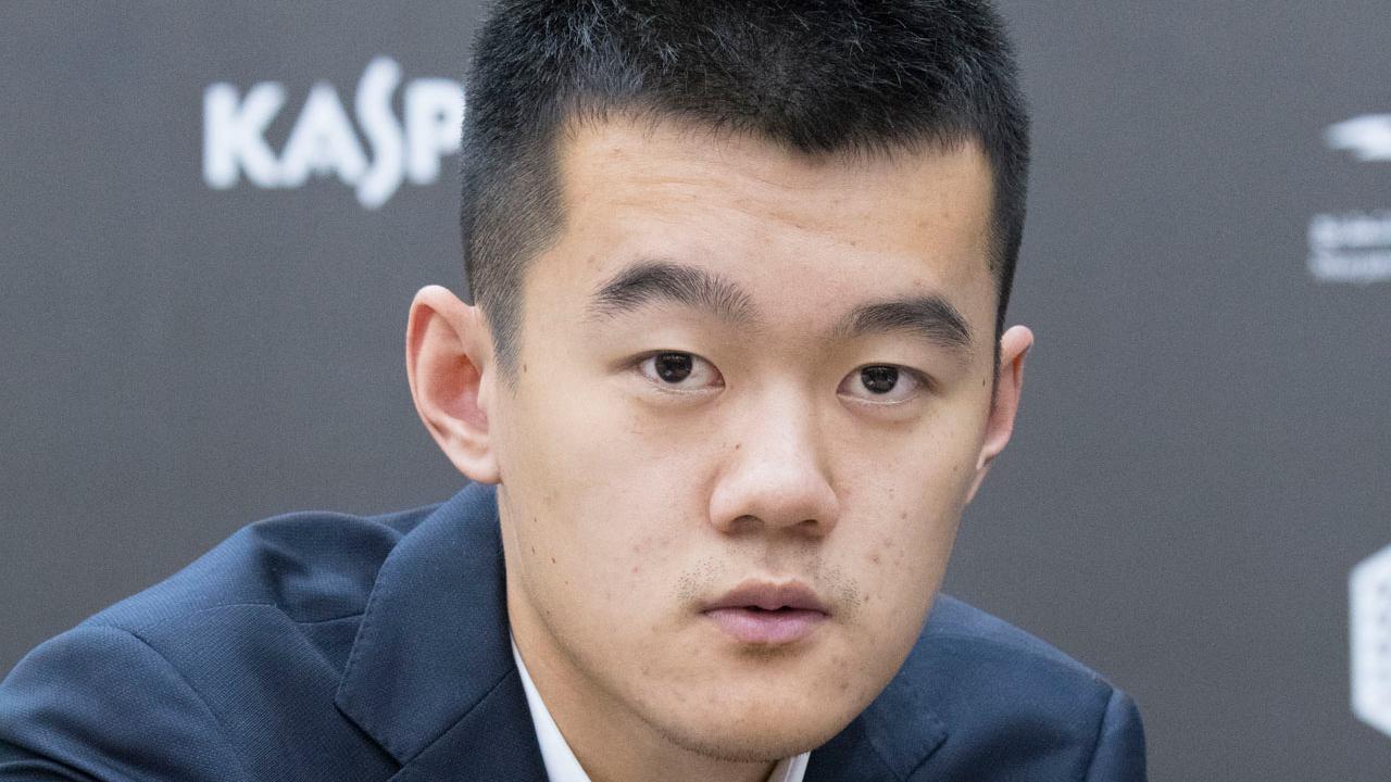 Convincing Win For Ding Liren In Shenzhen