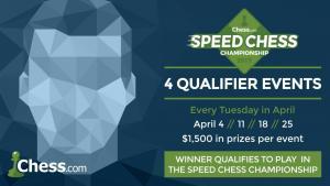4 Qualifikanten für die Speedschachmeisterschaft gesucht!'s Thumbnail
