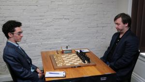 Caruana Breaks Through As So Nearly Falters's Thumbnail