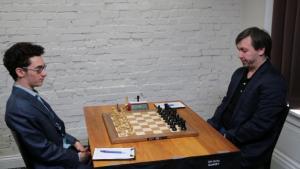 Caruana gagne enfin, So proche du précipice's Thumbnail
